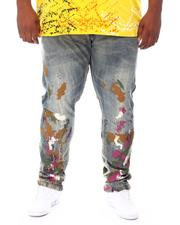 Buyers Picks - Purpose Paint Splatter Denim Jeans (B&T)-2664157