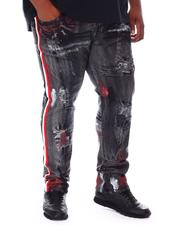 Buyers Picks - Painter's Stripe Denim Jeans (B&T)-2664171