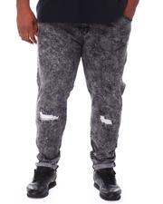 Jeans & Pants - Stitched Knee Denim Jeans (B&T)-2664254