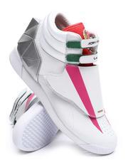 Spring-Summer - Reebok x Power Rangers Freestyle Hi Pink Ranger Sneakers-2667831