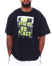 Buyers Picks - No Justice No Peace T-Shirt (B&T)-2667891
