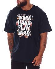 Buyers Picks - Work Hard Play Hard Tropical T-Shirt (B&T)-2667070