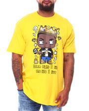 Buyers Picks - Notorious King Cartoon T-Shirt (B&T)-2667114