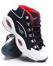 Reebok - Question Mid Sneakers (4-7)-2667425