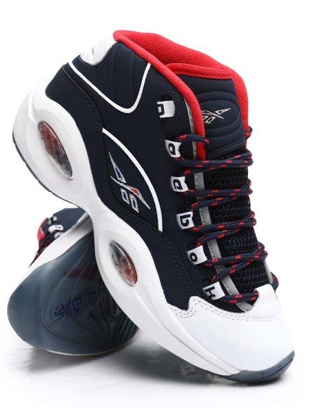 Reebok - Question Mid Sneakers (4-7)