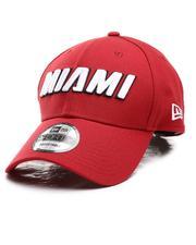 Dad Hats - Miami Heat 9Forty Adjustable Cap-2665251