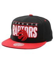 NBA, MLB, NFL Gear - Toronto Raptors Billboard Classic Snapback Hat-2666470