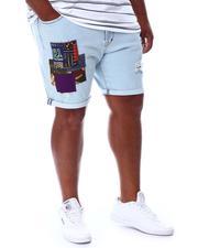 Men - Free Jean Shorts (B&T)-2664059