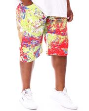 A Tiziano - Theo Splatter Shorts (B&T)-2668715