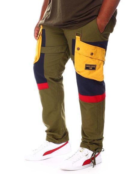 AKOO - Driftwood Cargo Pant (B&T)