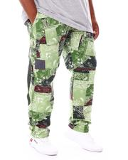 Pants - Prestige Bandana Cargo Pant (B&T)-2664086