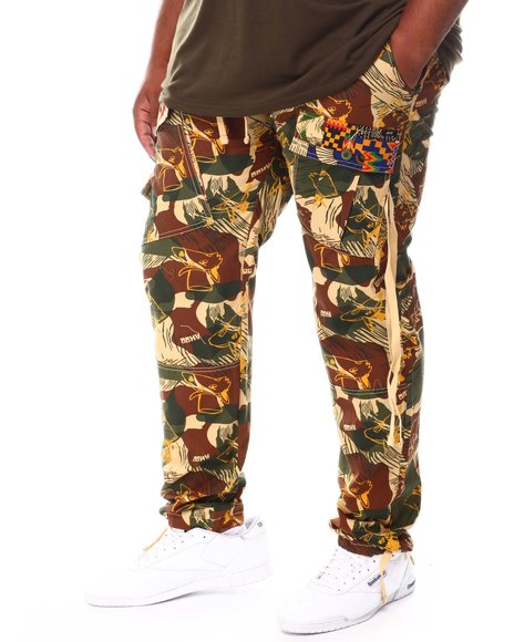 AKOO - Kingdom Cargo Pants (B&T)