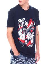 OUTRANK - Paid In Full Tee-2668180