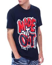 OUTRANK - Made It Out Tee-2668192