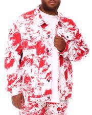 Buyers Picks - Abstract Denim Jacket (B&T)-2664195