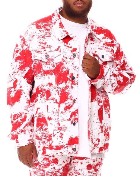 Buyers Picks - Abstract Denim Jacket (B&T)