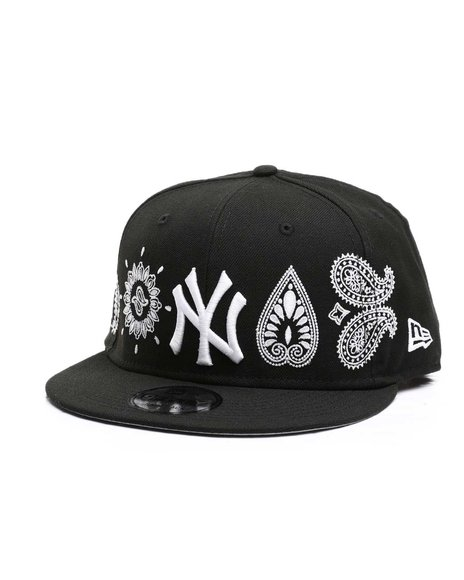 New Era - New York Yankees Paisley Elements 9Fifty Snapback Hat
