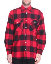 Rothco - Rothco Extra Heavyweight Buffalo Plaid Flannel Shirts-1946712