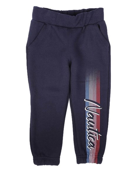 Nautica - Rainbow Stripe Jogger Pants (2T-4T)