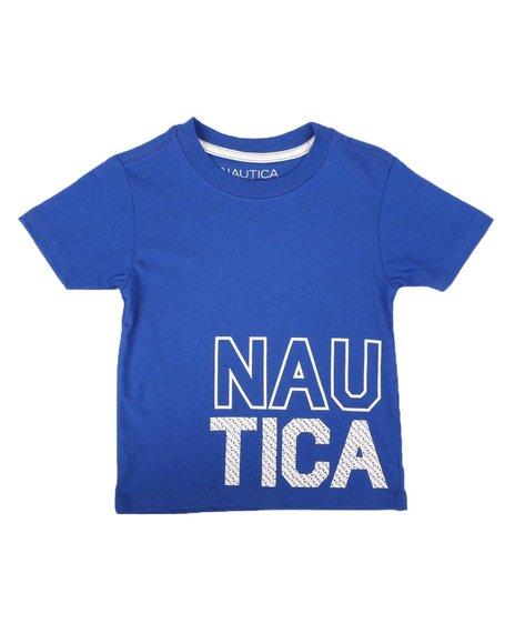 Nautica - Stacked Graphic T-Shirt (2T-4T)