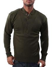 Rothco - Rothco G.I. Style 5-Button Acrylic Sweater-1946692