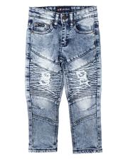 Phat Farm - Cut & Sew Skinny Stretch Jeans (4-7)-2665973