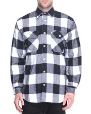 Rothco - Rothco Extra Heavyweight Buffalo Plaid Flannel Shirts-1946704