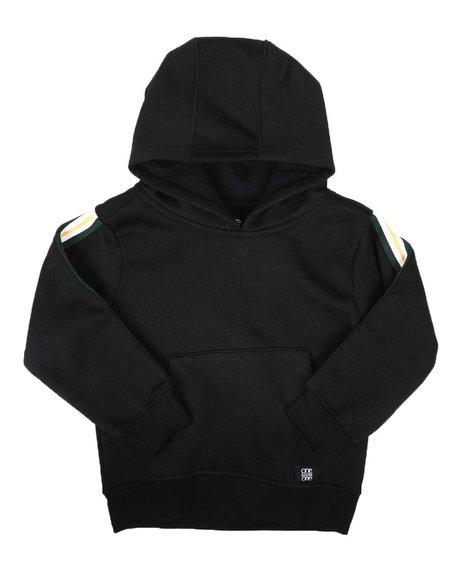Arcade Styles - Nylon Tapped Pullover Hoodie (4-7)