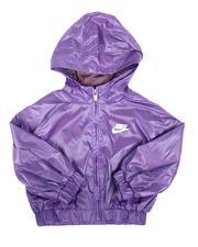 Nike - Rise Color Nylon Jacket (4-6X)-2668280