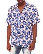 HUF - Huf X PBR SS Woven Shirt-2669474