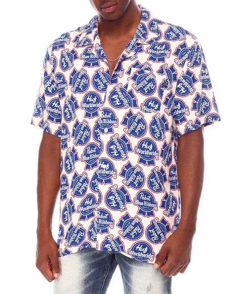 HUF - Huf X PBR SS Woven Shirt