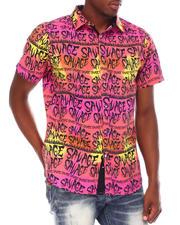 Button-downs - Savage SS Woven Shirt-2669616