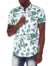 Button-downs - Flying Cash SS Woven Shirt-2669664