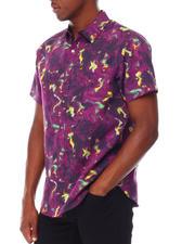 Spring-Summer - Airbrush SS Woven Shirt-2669638