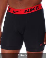 Athleisure - 3 Pack Essentials Micro Boxer Briefs-2669123