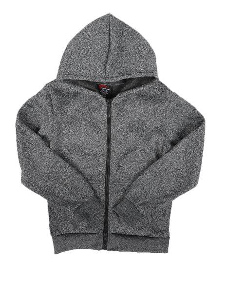 Arcade Styles - Fleece Full Zip Hoodie (8-18)