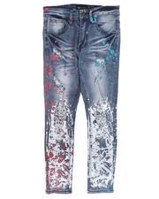 Jeans - Paint Splatter Jeans (8-20)-2666707