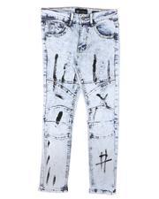 Jeans - Cut & Sewn Denim Jeans (8-20)-2666954