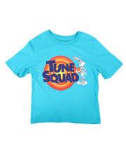 Sizes 4-7x - Kids - NBA x Space Jam Tune Squad Logo Front Tee (4-7)-2670677