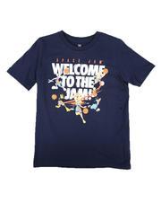 Tops - NBA x Space Jam Welcome To The Jam Tee (8-20)-2670685