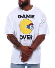 Buyers Picks - Pac-Man Game Over T-Shirt (B&T)-2669871