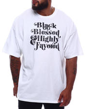 Buyers Picks - Black Blessed & Highly Favored T-Shirt (B&T)-2669888