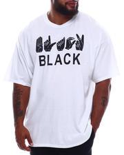 Buyers Picks - Black Sign Language T-Shirt (B&T)-2669912