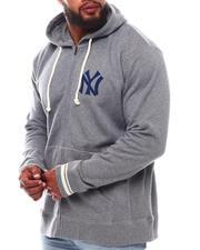 NBA, MLB, NFL Gear - Yankees Hood Coop Cap Logo Full Zip (B&T)-2670870