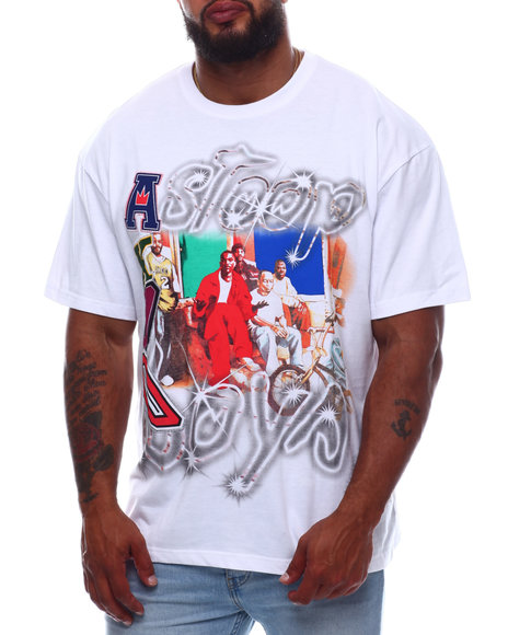 AKOO - Stoop Boys Knit T-Shirt (B&T)