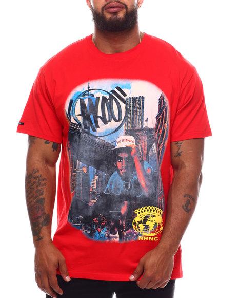 AKOO - Spin Knit T-Shirt (B&T)
