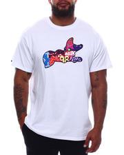 T-Shirts - Marker Snobby Knit T-Shirt (B&T)-2670119
