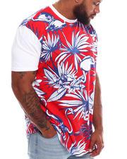 A Tiziano - Herb Tropical T-Shirt (B&T)-2670145