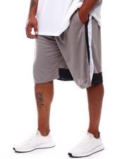 Shorts - Close Mesh Basketball Shorts (B&T)-2670379