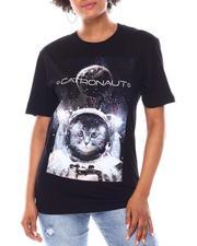 WAAF - Catronaut Nasa Classic T-Shirt-2667290
